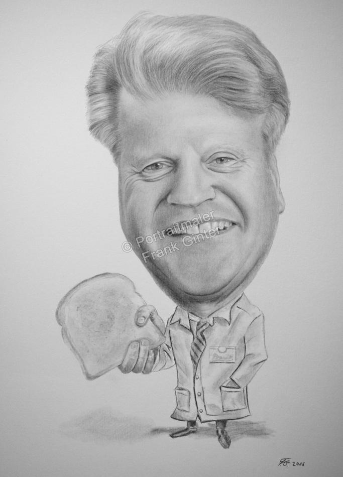 Karikaturen zeichnen mit Bleistift, Bleistiftzeichnungen, Karikaturzeichnung, Karikatur zeichnen lassen, Karikaturist