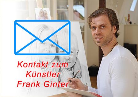 Kontakt Portraitmaler und Portraitzeichner Ginter